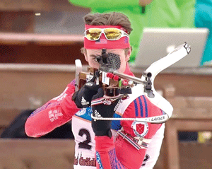 Sean Doherty Rewrites Biathlon Record Books