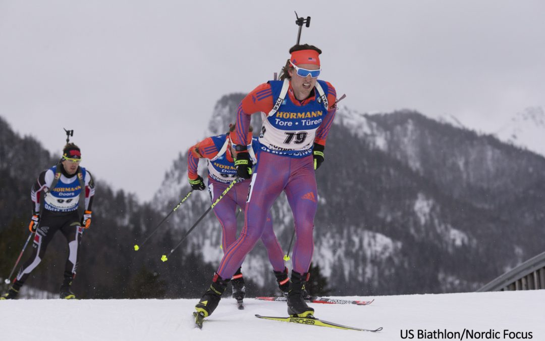 Catching Up with Sean – A Mid-Season Chat During the 2016/17 Biathlon World Cup Circuit