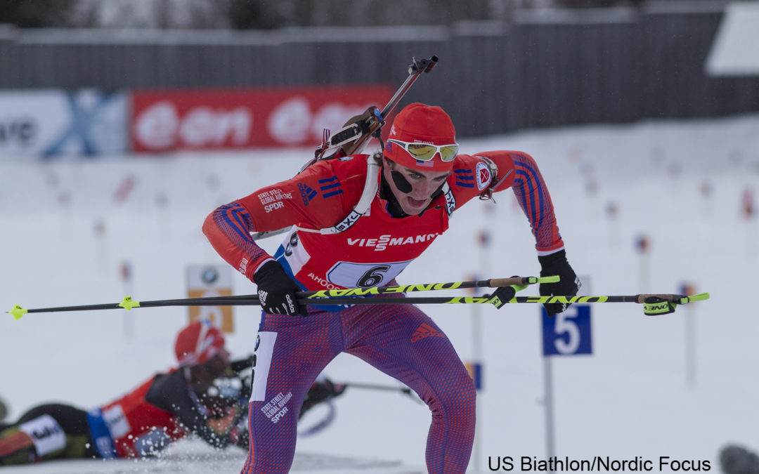US Biathlon Names Team for World Championships